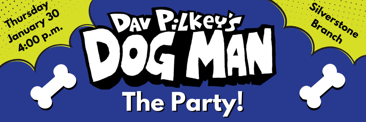 Dog Man The Party