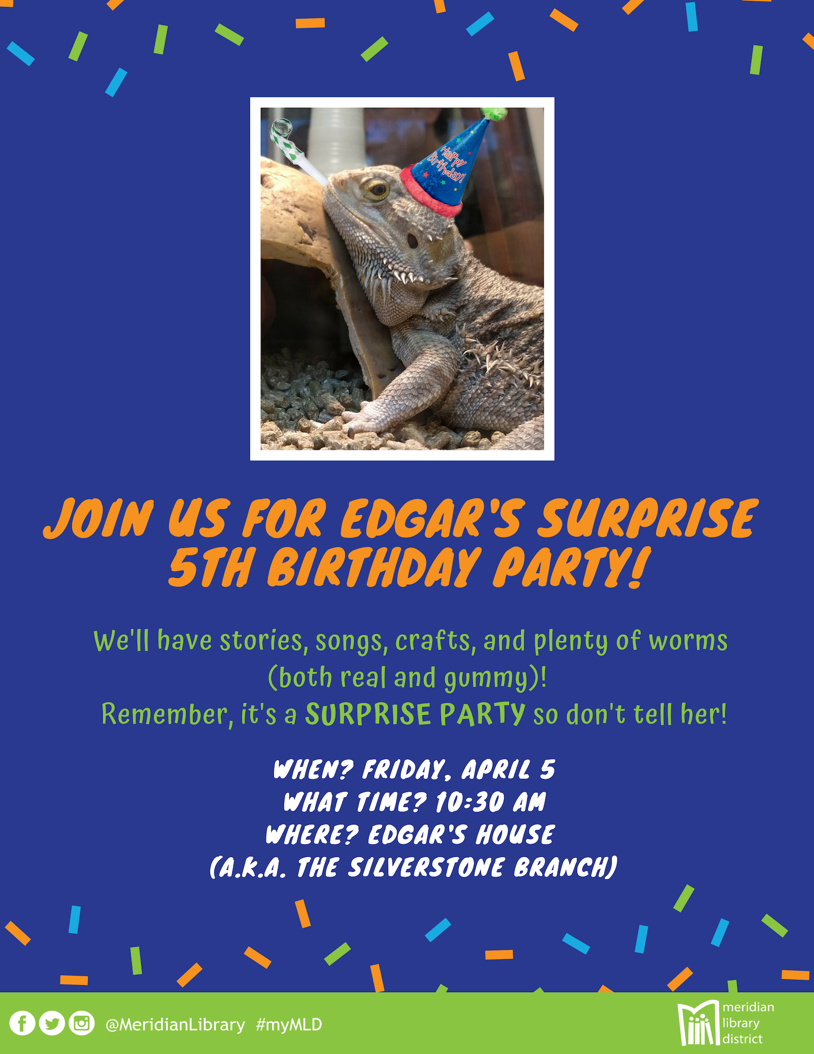 Edgar's Birthday Party
