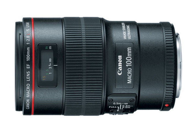 Canon Camera Lens 100mm