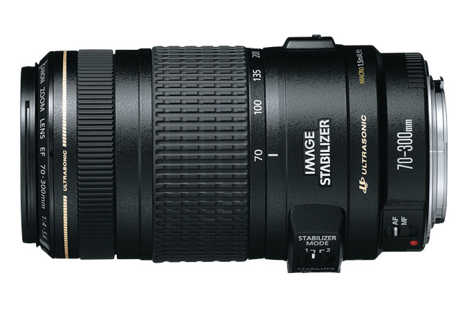 Canon 70-300mm lens
