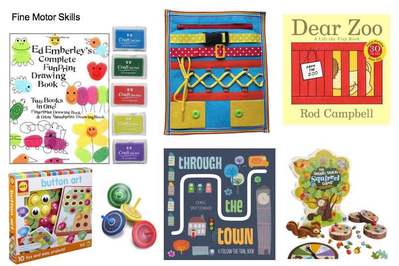 kindergarten fine motor skills kit contents
