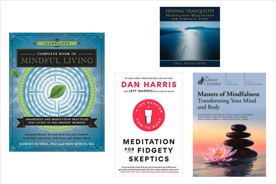 2 books, 1 Great Courses program, 1 CD