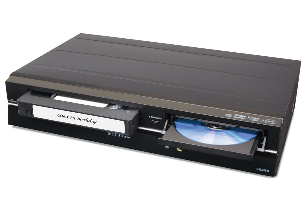 VCR to DVD Recorder