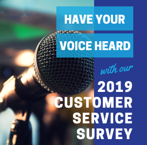 2019 Customer Survey